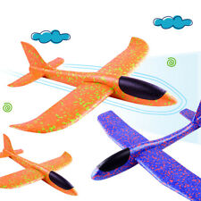 Airplane Hand Launch Throwing Glider Foam Plane Model Aircraft Educational Toy