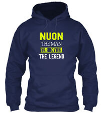 Custom Nuon Man - The Myth Legend Gildan Hoodie Gildan Hoodie Sweatshirt