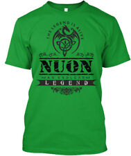 Legend Is Alive Nuon An Endless - The Premium Tee T-Shirt