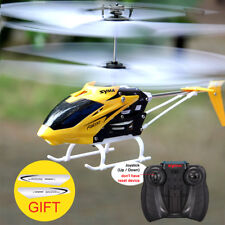 Syma W25 2 Channel Mini RC Helicopter With Gyro Crash Resistant Toy Kids Gift