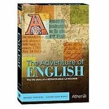 The Adventure Of English The life Story Of A Remarkable Language Dvd 4 Volume