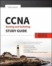 CCNA Routing and Switching Study Guide: Exams 100-101, 200-101, and 200-120 b…