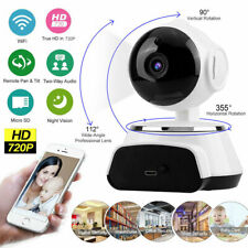 Wireless HD 720P WIFI IP Camera Outdoor Night Vision Home Security Two-way Audio