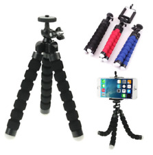 Professional Universal Octopus Camera Tripod Stand Mount Holder For Cell Phone