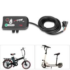 Waterproof LED Display Control Panel Accessory Part for Electric Bike Scooter