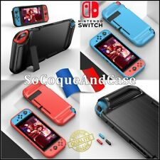 Cover Case Cover TPU Carbon Fiber Brushed Texture Soft Case NINTENDO Switch