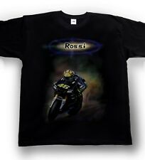 Airbrushed Valentino Rossi T-Shirt in all kids sizes