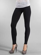 LOWEST PRICE ON EBAY  QUALITY FULL ANKLE BLACK VISCOSE LEGGINS