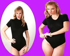 2 WOMENS DIFFERENT STYLE OF HALF-SLEEVE  BODYSUITS