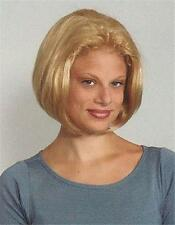 Blond smooth Page Style w/Side part, Wig Hairdo-Dulce