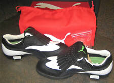 Mens Kids Boys Puma Leere Golf Shoes Golfing Spikes Small Sizes Fit Lady Ladies