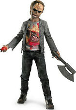 Crypt Walker Zombie Killer Gory Child Costume