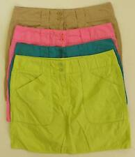 UNITED COLORS OF BENETTON SKIRT SOLID COLOR PINK LIME