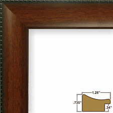 Craig Frames Various Queen Anne Style Brown Single Picture Frames Poster Frames