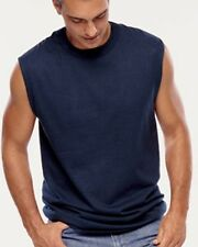 Jerzees Heavyweight Cotton Sleeveless Muscle SHIRT S-3X