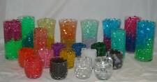 14g DECO BEADS WATER STORING & RELEASING GEL BALLS CRYSTALS MARBLES