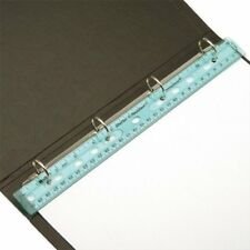 "HELIX RINGBINDER RULER RULE 30cm 12"" ASSORTED COLOURS"