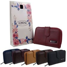 ★Ladies Leather Purse/Wallet TOP QUALITY in 6 Colours★