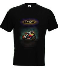 Airbrushed Casey Stoner Moto GP T-Shirt in any Size