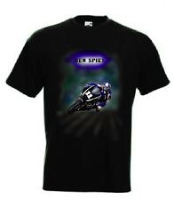 Airbrushed Ben Spies Moto GP T-Shirt in any Size