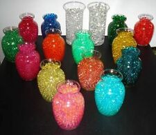 Wedding & all Event Water Beads - Water storing gel beads vase fillers
