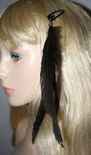 Feather Clip In Hair Extension Accessory