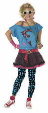Valley Girl Teen 80's  Costume Katy Perry Cindy Lauper