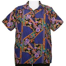 A Personal Touch Blouse Plus 14W-1X NWT Womens Shirt