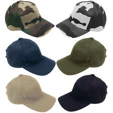 CASQUETTE BASEBALL OUTDOOR MILITAIRE NATURE AIRSOFT PAINTBALL CAMOUFLAGE UNI
