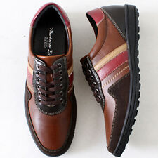 Brown Rogen Stylish Casual Footwear Sneakers Mens Shoes
