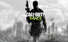 CALL OF DUTY MODERN WARFARE 3 GAME Photo Poster Print Wall Art A2 A3 A4