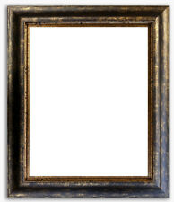 Picture Frame Antique Brown Gold for Poster Arts, Wedding Photo and Oil Painting