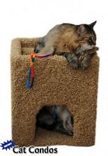 Single Story Cat Tower
