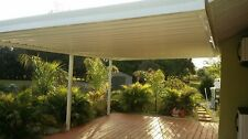 Quality Aluminum Patio Cover Kits (.025), Multiple Sizes