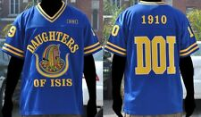 mperial Court Daughters of Isis Womens Football Jersey A.E.A.O.N.M.S  P.H.A S-4X