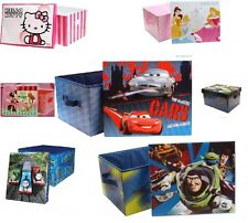 DISNEY CHILDRERNS NOVELTY / TV CHARACTERS STORAGE BOXES / BOX GREAT GIFT IDEAS