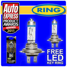 Ring Ultima +120% Xenon Max Halogen Light Bulbs Headlight Car Max Headlamp Gas *