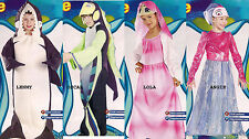 DREAM WORKS LICENSED SHARK TALE LOLA OR ANGIE GIRLS COSTUMES