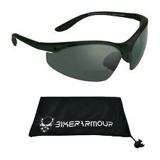 Motorcycle Bifocal biker riding sunglasses goggles Z87.1 safety sun glasses day