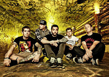 A DAY TO REMEMBER Photo Poster Print