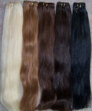 Premium Quality  Indian Remy Wefted Hair - All Lengths & Textures!
