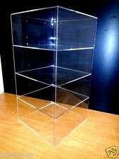 Showcase Counter Retail Store Cabinet Acrylic Plexiglass Lucite Display Organiz