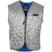 FLY RACING EVAPORATIVE COOLING VEST MOTORCYCLE SPORTS SILVER