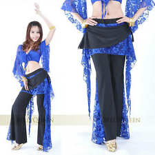 11 color New Sexy Lace Pants Belly Dance Costumes