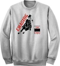 Barrel Racer Chasing the Can Horse and Rider Sweatshirt Multiple Colors & Sizes