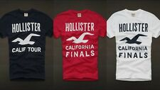 NWT Mens HOLLISTER HCO by Abercrombie HOBSON PARK Tee Shirt Medium Large M L