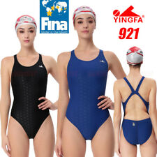NWT YINGFA 921 SHARKSKIN TRAINING SWIMSUIT US MISS 2,4,6,8,10,12 [FINA APPROVED]
