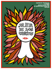 Julieta de los espiritus Movie POSTER.Graphic Design.Wall Art Decoration.3453
