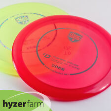 Discmania C-Line TD RUSH *pick a color and weight* Hyzer Farm disc golf driver