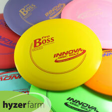 Innova PRO BOSS  *choose your color and weight*  disc golf driver  Hyzer Farm